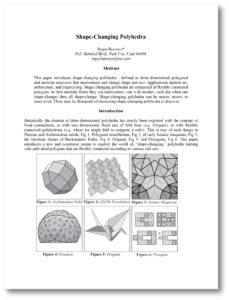 ShapeChangePolyhedra